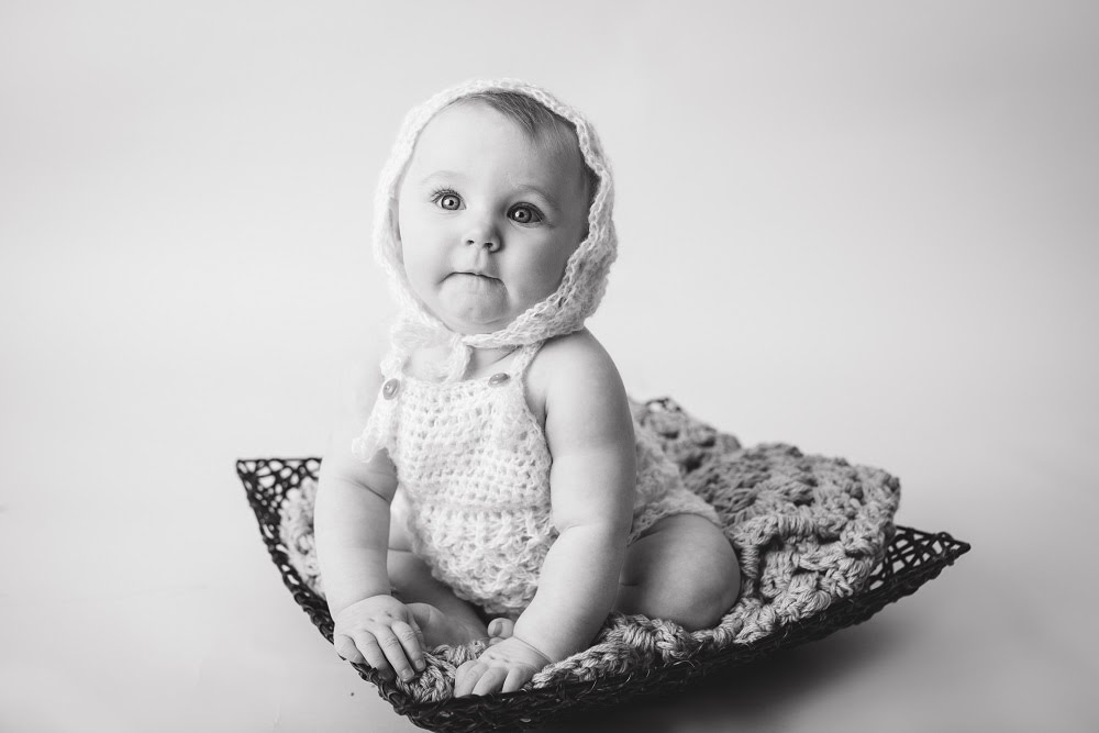 Children Sitter Studio Photography